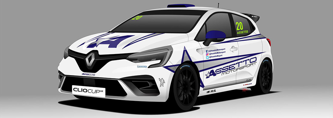 Assetto Concept Livery
