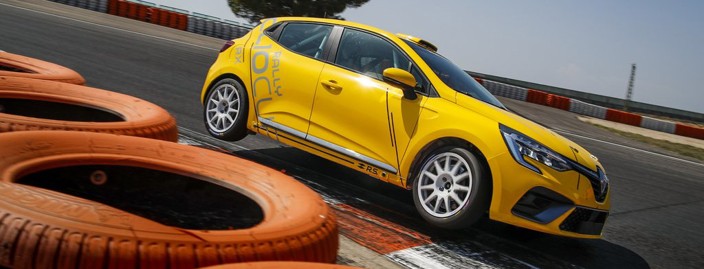 UK races now set to be first for new Clio Cup car