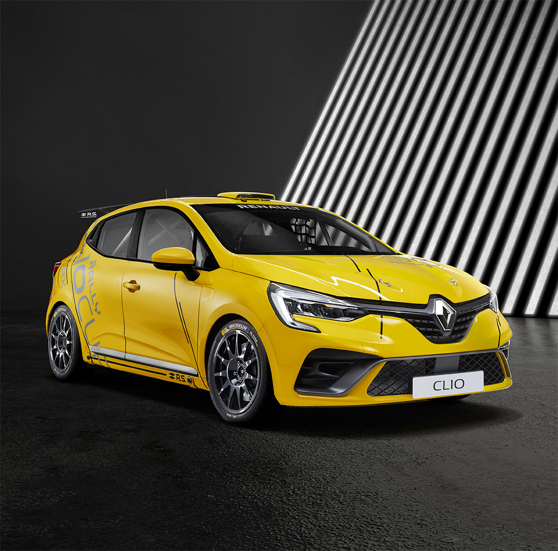 Clio Cup Uk Renault Clio Car Driving Racing
