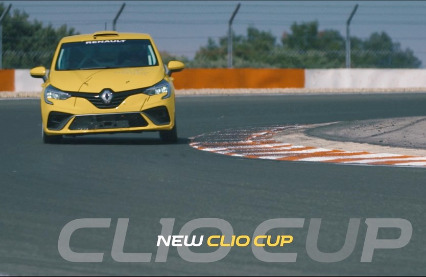 Statement: Renault Sport Racing - Click here to view this entry