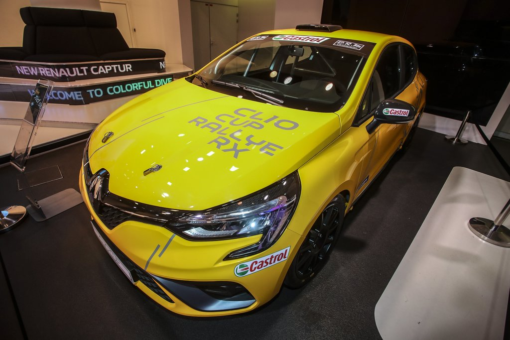 Famous Castrol name joins 2020 Clio Cup UK grid - Click here to view this entry