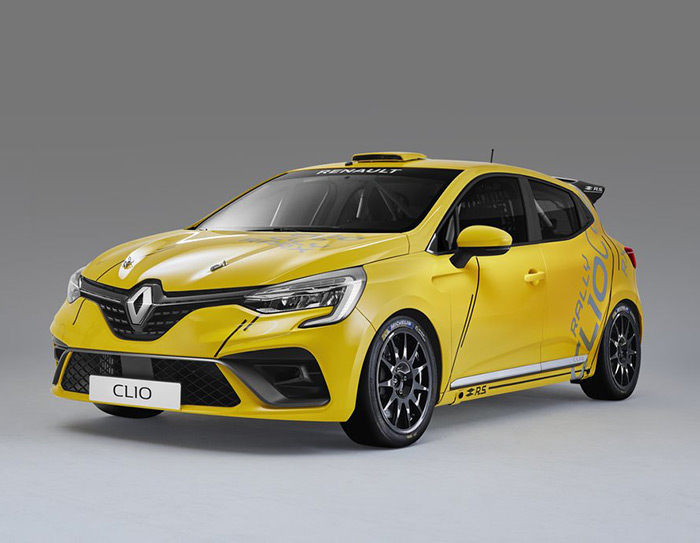 MRM planning minimum three-car entry in new Clio Cup UK championship - Click here to view this entry