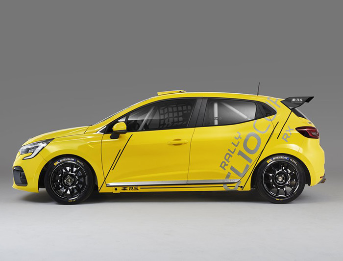 Student Motorsport team to make debut in new Clio Cup UK championship