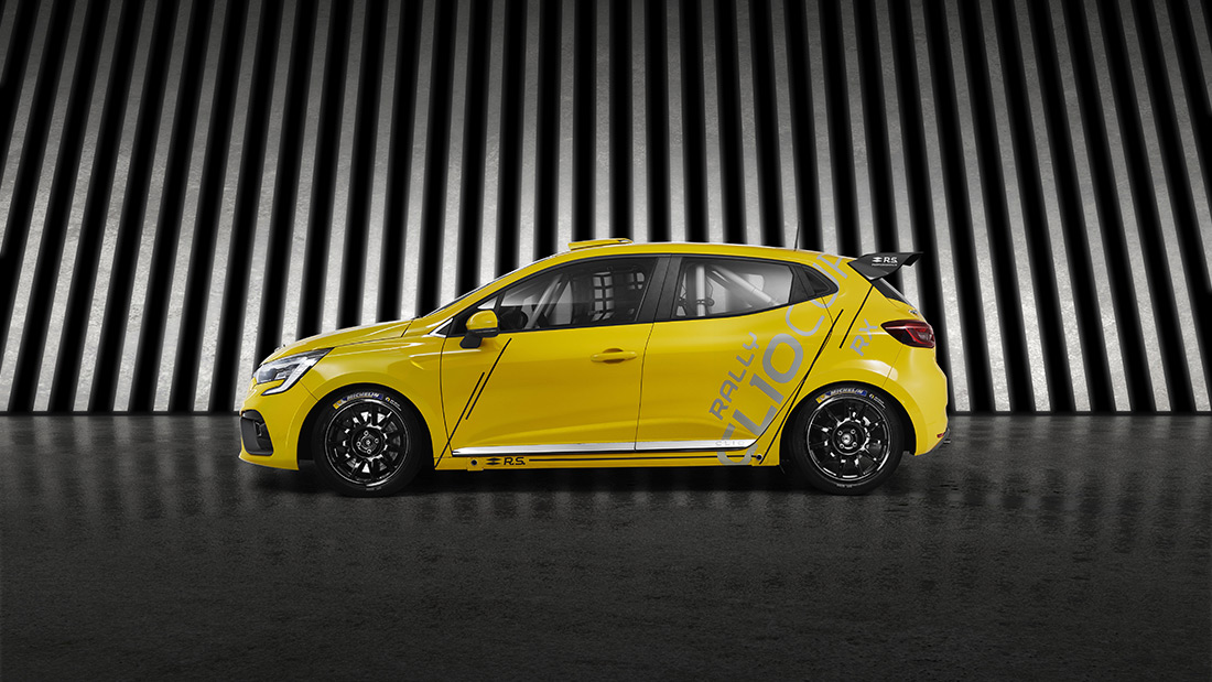 Assetto Motorsport lodges car order for new Clio Cup UK championship - Click here to view this entry